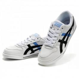 Pour Acheter MP9185 Soldes Asics Alton Chaussures Blanc Bleu Noir 221912234105 Pas Cher