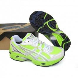 Pour Acheter PE2208 Soldes Asics Gel Duomax Chauss1191ures Argent Vert 46892696 Pas Cher