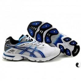 Pour Acheter MF5871 Soldes Asics Ge1577l Stratus 2.1 Chaussures Gris Blanc Bleu 27007466 Pas Cher