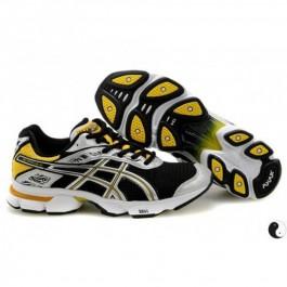 Pour Acheter GB4103 Soldes Asics Gel Stratus 2.1 Chaussures Noir Argent Ja1166une 62753358 Pas Cher