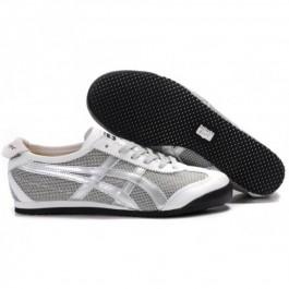 Pour Acheter NV3705 Soldes Asics Mexico 66 Chaussures Noir Argent Blanc1345 pour Homme 43939262 Pas Cher