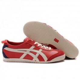 Pour Acheter FD2248 Soldes Asics Mexico 66 Chaussures Rouge Blanc Bl1380eu Marine 89130082 Pas Cher