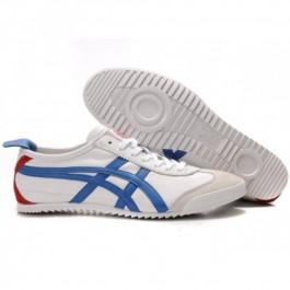 Pour Acheter FM8235 Soldes Asics Mexico 66 Chaussures de luxe Blanc Bleu Rouge 219525291024 Pas Cher
