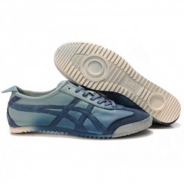 Pour Acheter SF3623 Soldes Asics Mexico 66 Chaussures de luxe Light Blue 252490319922 Pas Cher