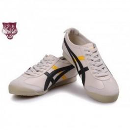 Pour Acheter VB1371 Soldes Asics Onitsuka Tiger Kanuchi Chaussu1080res Blanc Noir Jaune 66799064 Pas Cher