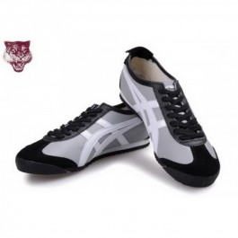 Pour Acheter QW5217 Soldes Asics Onitsuka Tiger 1594Kanuchi Chaussures Noir Gris Blanc 83593249 Pas Cher