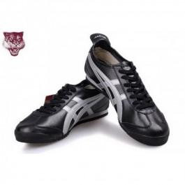Pour Acheter KO2064 Soldes1150 Asics Onitsuka Tiger Kanuchi Chaussures Silver Black 18109120 Pas Cher