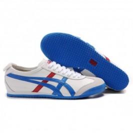 Pour Acheter MU7648 Soldes Asics Onitsuka Tiger Mexico 66 Chaussures Rouge1341 Blanc Bleu foncé 13788448 Pas Cher