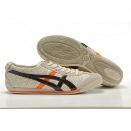Pour Acheter RR3584 Soldes Asics Onitsuka Tiger Mini Cooper Chaussures Blanc Orange Brown1297 57608831 Pas Cher