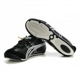 Pour Acheter JE2838 Soldes Asics Onitsuka Tiger Mini Cooper Noir Blanc 727376410702 Pas Cher