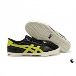 Pour Acheter VZ5812 Soldes Asics Onitsuka Tiger 1731Rotation 77 Chaussures Noir pomme verte 48703569 Pas Cher
