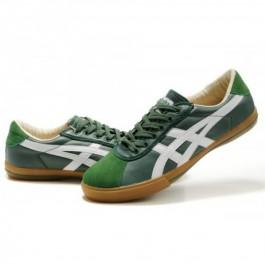 Pour Acheter FI4503 Soldes Asics Onitsuka Tig1723er Rotation 77 Chaussures Vert Blanc 44454380 Pas Cher