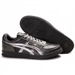 Pour Acheter HO9914 Soldes Asics1781 Onitsuka Tiger Top Sept Chaussures Noir Gris Argent 49291980 Pas Cher