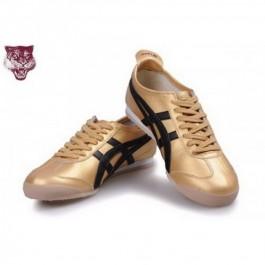 Pour Acheter UX8721 Sold1931es Asics Tiger Kanuchi Chaussures Golden Black 00002130 Pas Cher