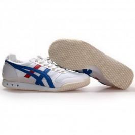 Pour Acheter YP1848 Soldes Asics Ultimes 81 Chaussures 1269Blanc Bleu Rouge 21903092 Pas Cher