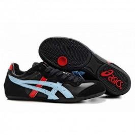 Pour Acheter JZ8249 Chaussures Soldes Asics Whiz1861zer Lo Femme Noire Moonlight Red Shoes 66560097 Pas Cher