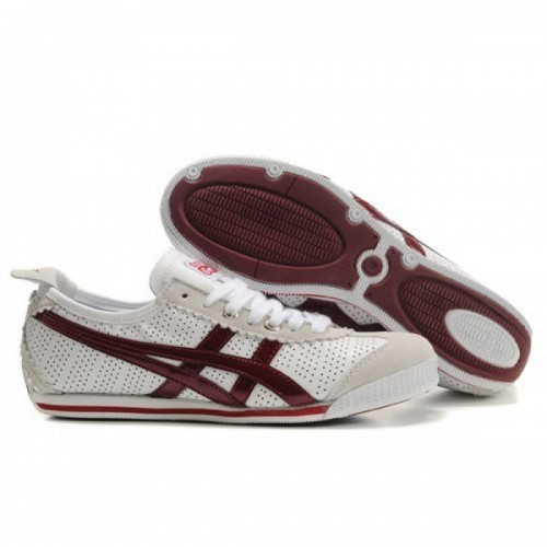 Pour Acheter NT9849 Soldes Asics Onitsuka1226 Tiger Mini Cooper Date de chaussures blanches Rouge 16146744 Pas Cher