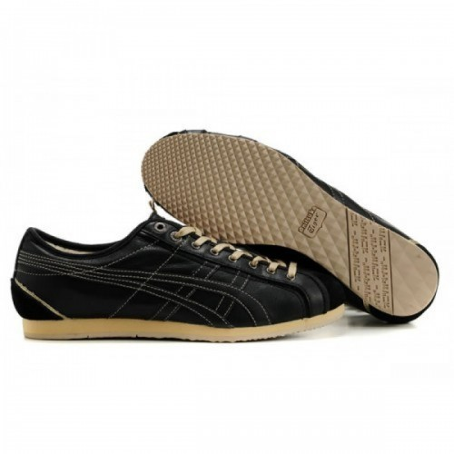 Pour Acheter DB5957 Soldes1050 Asics Onitsuka Tiger Olympos Chaussures Beige Noir 49246090 Pas Cher