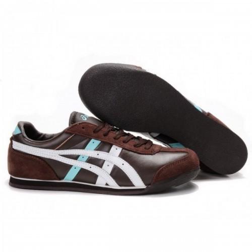 Pour Acheter WL7321 S1688oldes Asics Revolve Le Chaussures Brown Blanc Jade 14559569 Pas Cher