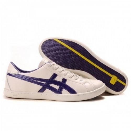 Pour Acheter PV3835 Soldes Asics Seck Lo Chaussures1563 Beige Bleu 15951086 Pas Cher