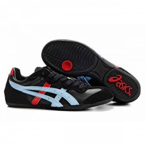 Pour Acheter IU2367 Soldes Asics Whizzer L1749o chaussures noires Moonlight Rouge 62523130 Pas Cher