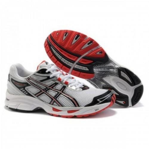 Pour Acheter WO8237 Hommes Soldes Asics Gel Virage 4 Chaussures d1557e course Blanc Rouge 18030379 Pas Cher