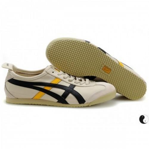 Pour Acheter ZC2596 So1078ldes Asics Mexico 66 Chaussures Gris Noir Orange Pour Hommes 97454337 Pas Cher