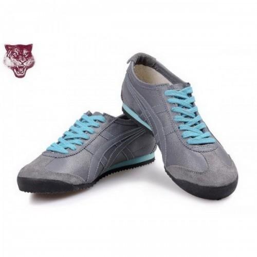 Pour Acheter NW5181 Soldes A1238sics Onitsuka Tiger Kanuchi Chaussures Gris Bleu clair 90443007 Pas Cher