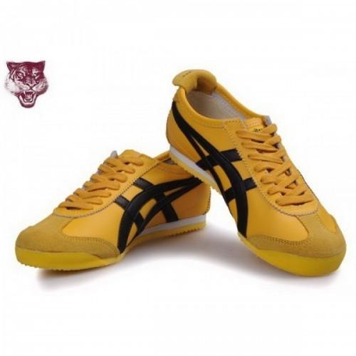 Pour Acheter QF8035 Soldes Asics Onitsuka Tiger Kanuchi Chaussures Jau1536ne Noir 63436240 Pas Cher