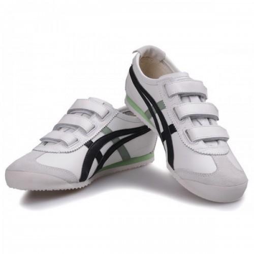 Pour Acheter UY31365437 Soldes Asics Onitsuka Tiger Mexico 66 Baja Blanc Vert Noir Chaussures 03815174 Pas Cher