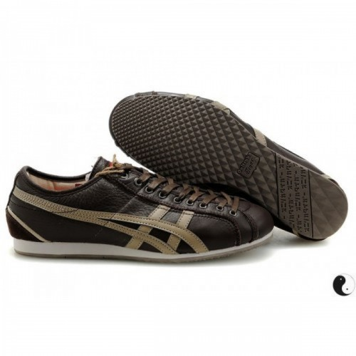 Pour Acheter HN1836 Soldes Asics Onitsuka Tiger Olympos B1625rown beige foncé Chaussures 65703260 Pas Cher